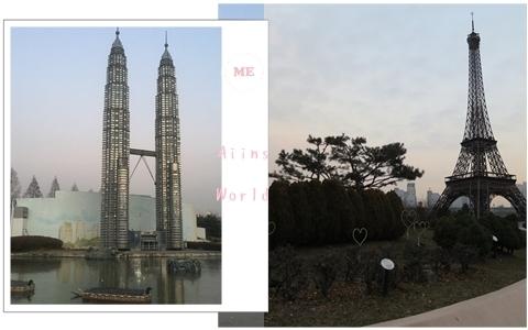什麼?在韓國就可以環遊世界了?韓國Aiins World讓你一次飽覽世界各地名勝!