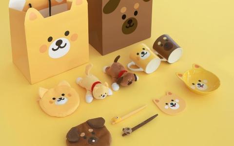 韓國大創又來了,2018年「狗年限定」系列商品 每一樣都可愛到爆 超欠買!