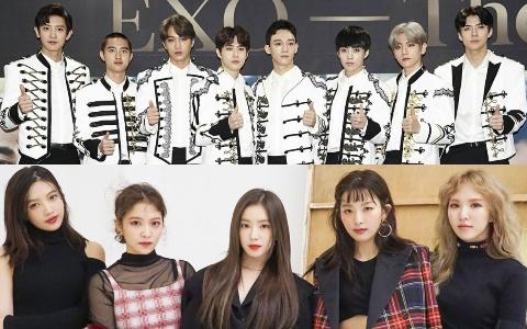 《KBS歌謠盛典》SM家團體成員換血 EXO、Red Velvet的新成員竟然是「他們」