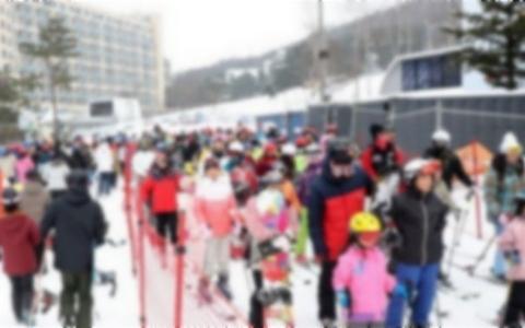 韓國發生「滑雪場衝撞事故」1名死亡…1名重傷