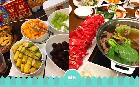 無限自助日式火鍋Tata's Kitchen 溫暖豐盛的冬季菜單
