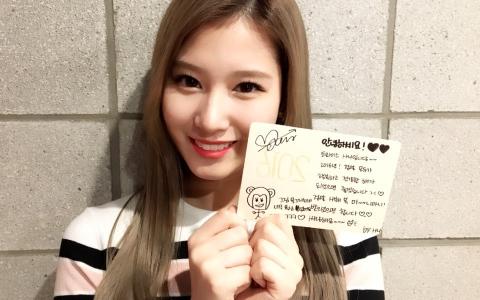Red Velvet Ierne親筆字跡有萌點! 公開7位偶像的「手寫體」長這樣!