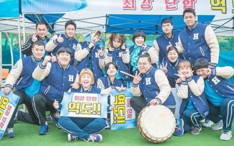 讓人分不清到底是軍隊還是大學!讓人害怕的韓國校園生活ㅠㅠ