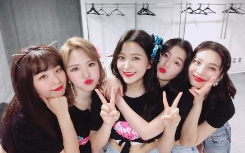 北韓人民看Red Velvet表演反應超意外!Irene「一個動作」竟引起全場笑聲?