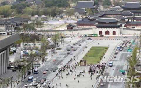 韓國光化門廣場將變大3.7倍!韓國人的反應是..?