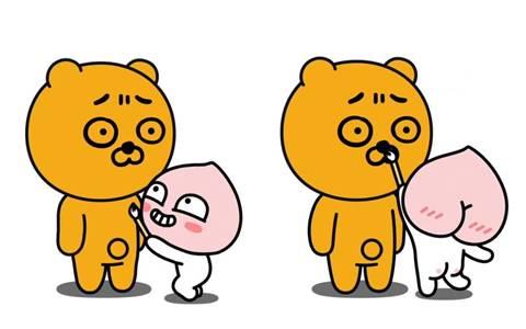 韓網民熱門討論!Apeach長得一副善良樣 卻...?!