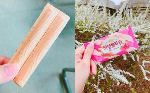韓國必買威化酥推出春天櫻花限定版!超夢幻包裝讓人少女心大開啊