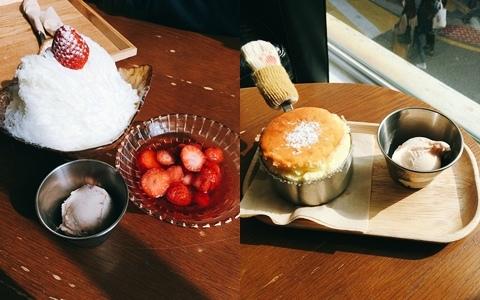 首爾最好吃的舒芙蕾就在這! 絕對是一吃便會愛上,而其他甜點也是超級出色的!