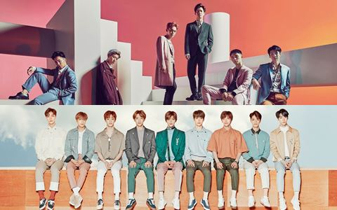4月男團「品牌評價」...SM家的藝人居然只能從第四名排起!?