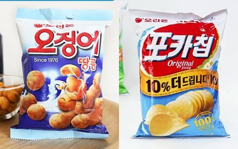 蜂蜜奶油洋芋片只排名第7?!韓國人的口味也合你胃口嗎?