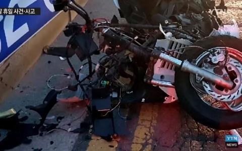 韓國交通意外 兩名十代青年死亡,死因是...?