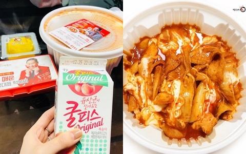舌頭著火了!聯韓國人都「嘶哈嘶哈」的五大超辣食物!