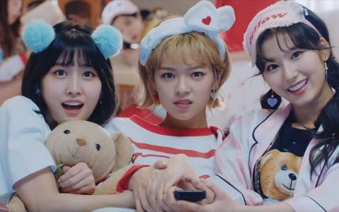 TWICE新歌MV偷剪入「NG鏡頭」!一張照片證明成員為什麼被說是「天生藝人」