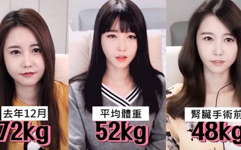 兩周就狂瘦了9公斤啊!韓國youtuber的減肥法讓韓妞大讚超狂!