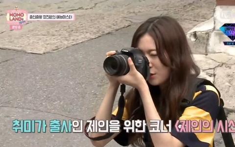 出道前是「最美站姐」…女偶像公開幕後「隨手照」一比讓專業攝影師尷尬啦