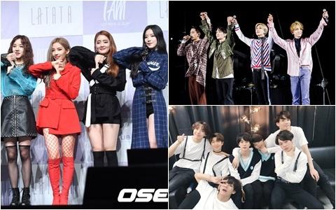 5月音源大戰再起!BTS、SHINee多組藝人都要在5月回歸 ...粉絲「都是音源強盜!」