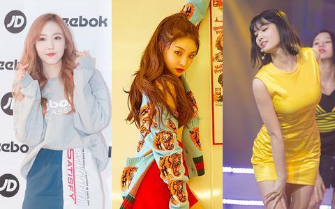 新一代女團領舞「舞蹈實力」TOP6...第一名果然沒有讓人失望!