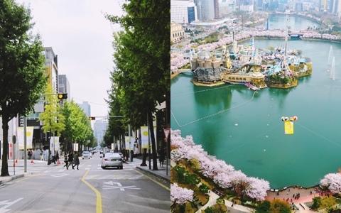 首爾最夯地點「新沙洞」不是第一?首爾人票選熱門地點Top7