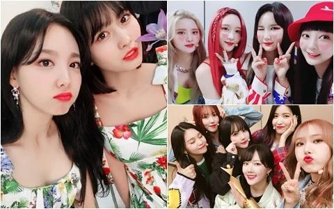 5月女團體品牌評價TOP10!蟬聯3個月冠軍寶座的Red Velvet...竟下滑到第四名!