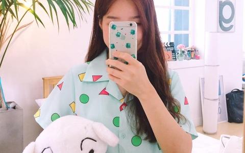 好想要一件小新睡衣~韓國SPAO再推「小新限量幸運箱」又是缺貨預感阿!