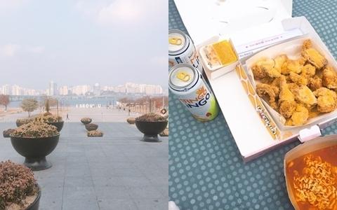 一起來漢江約會吧!首爾各個漢江公園特點介紹!