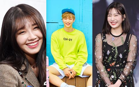 韓網友票選新一代「笑眼偶像TOP9」...每個都電力十足阿!