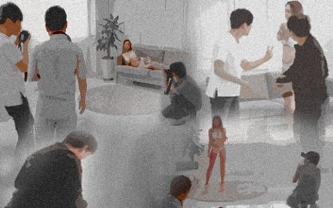 韓模特兒照片流出掀爭議!現職攝影師解釋的「秘密攝影會」是什麼?