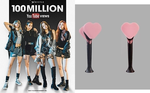 YG手燈各個是武器?BLACKPINK「新手燈」正式公開粉絲留言「比預想更崩潰」