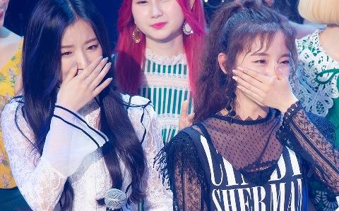 一眼看出電視台有多「偏心」…Cube家藝人宣傳!差別待遇 讓CLC粉絲傷心了