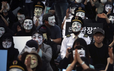 不夠忠誠不能升職!大韓航空「黑名單制度」,職員都有排名?!