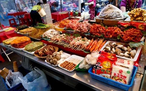 韓國代表性食物卡路里大公開...你我都一定吃過!