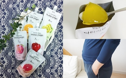 最多只有8卡!水果風味超低卡蒟蒻果凍讓妳瘦到理想身材!
