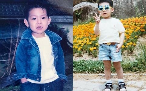 大勢男團成員「童年照片公開」!從小就展現不凡明星氣質...大家看出他是誰了嗎?