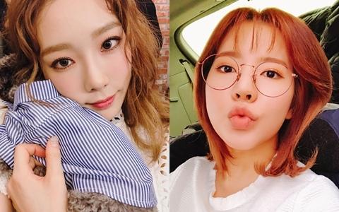 「宅女」居然還有分種類?太妍跟Sunny分成兩個派別...粉絲驚訝「宅女太妍居然變了!」