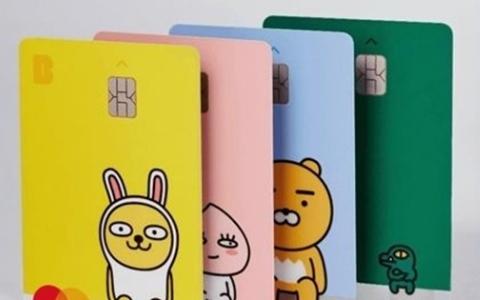 韓國年輕人必備!人手一張超Q的Kakao Bank銀行卡