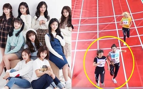 《偶運會》女子田徑決賽發生犯規事件!女偶像最終因妨礙對手行進被判定失去資格!