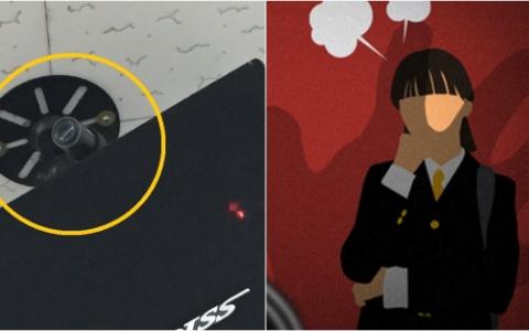 韓國校園驚見偷拍!在教室發現隱藏攝影機,但網友竟然這麼說…