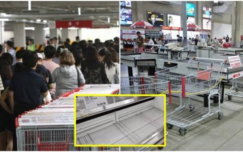 這時間去Costco購物,你會跟韓國人一樣逛到懷疑人生!