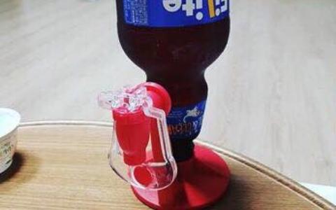 嗨翻天!韓國吃雞啤的新神器~只要有了它全世界都是你的酒吧!