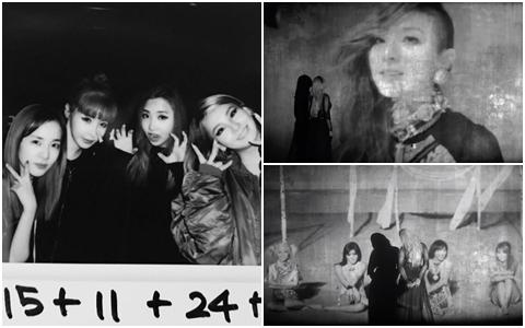 2NE1「再度驚喜合體」粉絲們一陣鼻酸:光是看到同框畫面就讓人想泛淚...