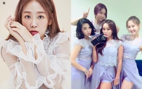針對SISTAR「再合體」,韶宥表示「擔心青春會變質」...專輯新歌藏心意盼能減少粉絲遺憾!
