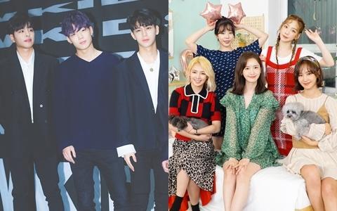 少女時代就在眼前...iKON成員卻說「喜歡的女團另有其人」!少時的自尊心碎滿地撿不回來啦!
