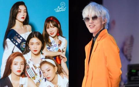 演藝圈Red Velvet狂粉再加一,連音源流氓都被迷倒...主動要求合作!