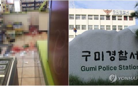 也太突然!?韓國女大生竟然選擇在便利商店內自殺...