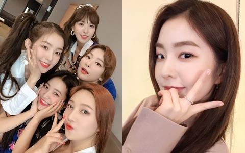Red Velvet IRENE狂粉再加一!IZ*ONE人氣成員告白「真的很喜歡她!」