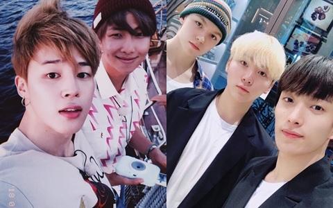 不只有防彈RM!包含Seventeen成員在內等多名歌手也即將參與「Hiphop傳奇」最後一張專輯啦!
