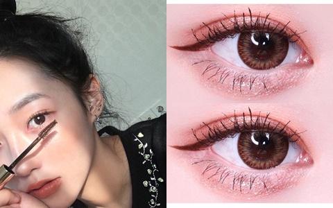 圓形眼、長形眼的顯現訣竅!連同睫毛膏都選好才能畫出絕美眼妝!
