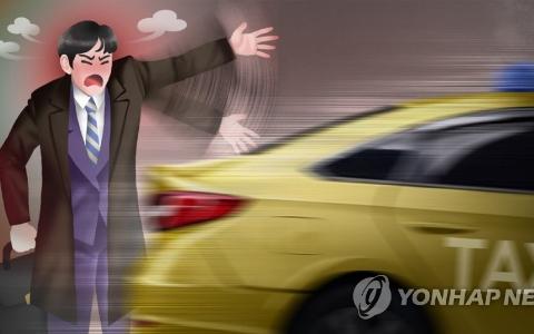 擔心買太多被計程車拒載?首爾政府出新招保護大家啦!