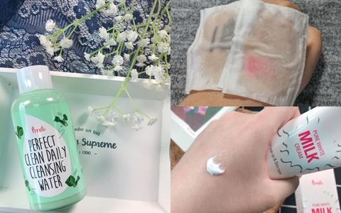 韓國SNS上熱門的小眾品牌!韓國女高中生必備4款肌膚保養