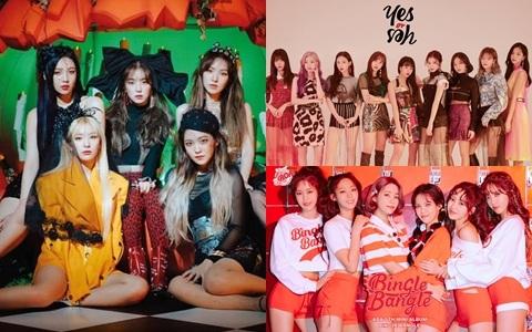 FNC新女團「撞臉」Red Velvet、TWICE、AOA!其中「台灣女孩」也被說神似Weki Meki度延!